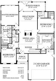 traditional style house plan 3 beds 3 00 baths 1684 sq ft plan