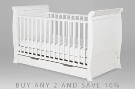 Sleigh Cot Bed White Cod Beds Baby U0026 Toddler Cot Beds Next Official Site