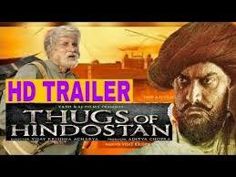 thugs of hindustan official trailer 2017 aamir khan amitabh