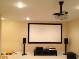 home theater projection screen 2012