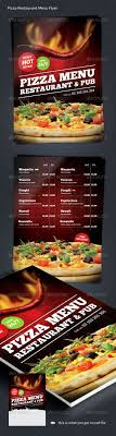 menu flyer template 193 best restaurant branding images on cards