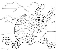 coloriage de lapin mignon a imprimer lewismasonic