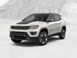jeep compass white used white jeep compass trailhawk for sale from 23 588 to 38 095
