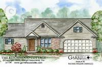 One Story Cottage House Plans Search U0026 Browse House Plans Architectural Floor Plans House
