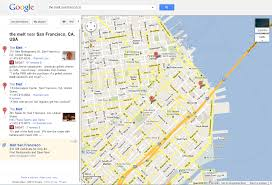 Google Map Of United States by New Google Maps Interface Surfaced Ahead Of Google I O