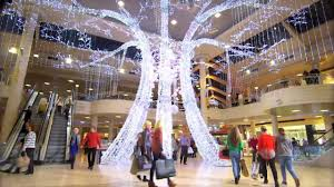 intu metrocentre u0027s spectacular christmas decorations youtube