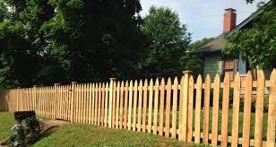 picket fences nashville fence u0026 deck