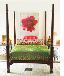 Spanish Style Bedroom by Room Of The Week Spanish Bohemian Guest Room S Inspiration