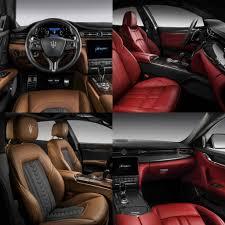 maserati ghibli red interior maserati quattroporte updated torque
