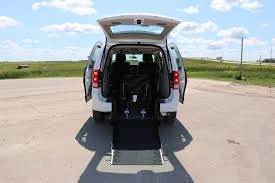 2017 manual rear entry dodge grand caravan cvp movemobility
