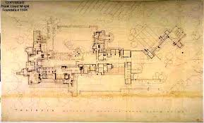 green plans introduction frank lloyd wright designs for an