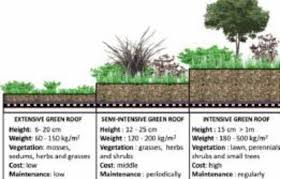 Types Of Community Gardens - three types of roof garden