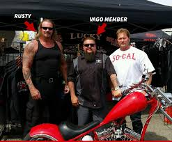 Members Of Blind Faith Sons Of Anarchy U0027 Actor Motorcycle Booth Raided By Cops Tmz Com