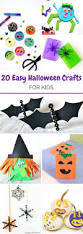 20 easy halloween crafts for kids easy halloween and craft
