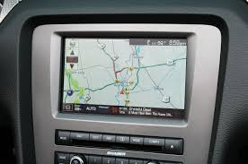 mustang navigation 2011 ford mustang navigation system car autos gallery