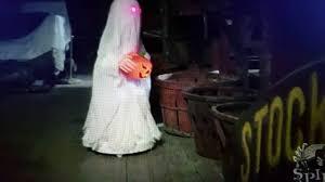 lil skelly bones spirit halloween spirit halloween 2016 bump and go ghost youtube