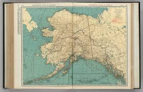 Maps Of Alaska by Alaska David Rumsey Historical Map Collection