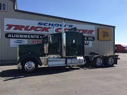 kenworth sleeper trucks 2009 kenworth w900l sleeper truck for sale 692 000 miles idaho