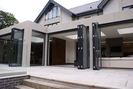 Pvc Folding Patio Doors by Home Weru Windows