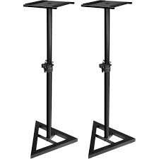 Studio Monitor Desk Stands by Ultimate Support Js Ms70 Studio Monitor Speaker Stands 17441 B U0026h