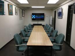 conference room classroom allen neighborhood center