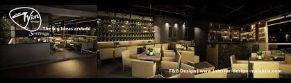 Malaysia Interior Design Restaurant  Cafe Interior Design - Modern cafe interior design