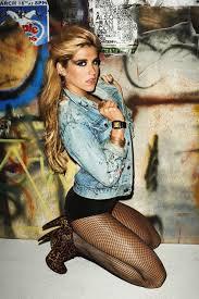 Kesha Halloween Costume Ideas Show Your Punk Side With A Denim Jacket And Leopard Print Kesha