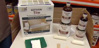 rust oleum tile transformations coating kit today u0027s homeowner