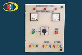 bharat bijlee ltd slip ring wiring diagram components