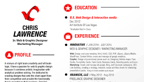 Linkedin Profile In Resume Ux Design Digital Marketing Resume Chris Lawrence Pulse