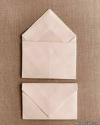 napkin folding ideas martha stewart
