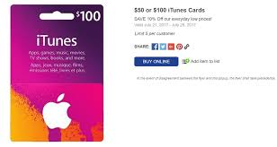best deals on gift cards itunes card deals on we ve added a of canada only