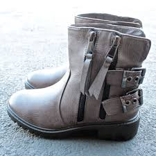 s boots taupe a s biker boots in taupe biker boots taupe and bikers