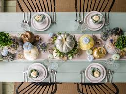 thanksgiving dinner table settings thanksgiving dinner ideas hgtv