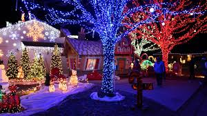 christmas light installation utah second st george home wins 50 000 in abc s the christmas light