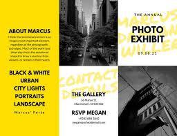 Templates Of Brochures customize 913 brochure templates canva