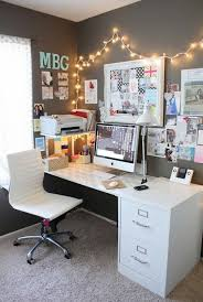 Home Office Desk Organization Ideas Enchanting Office Desk Storage Ideas Stylish Office Desk