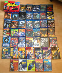 my batman dvd collection imgur