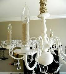 Brass Chandelier Makeover Brass Chandelier Makeover Mischief Creations Pinterest Brass
