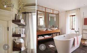 Chic Bathroom Ideas Rustic Chic Bathroom Home Design Ideas Murphysblackbartplayers Com