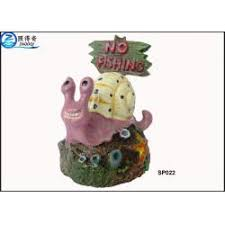 household eco friendly large fish tank ornaments