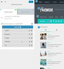colors home page pro getting started with the hueman pro wordpress theme press