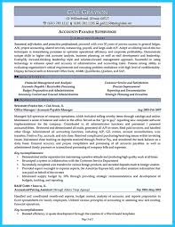 Sample Resume Accounts Payable Resume Templates Accounts Payable Supervisor Find This Pin And