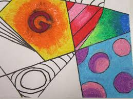 the crearttivity spot 4th grade warm cool hearts
