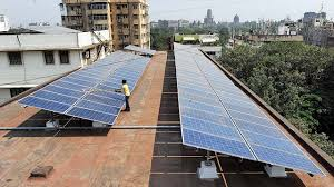 solar panels on houses 2 000 houses in maharashtra generate own solar power and sell