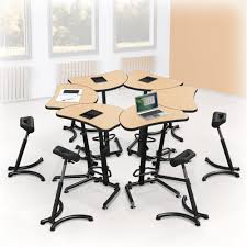Stand And Sit Desk by Up Rite Harmony Height Adjustable Sit And Stand Desk Mooreco