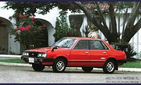 subaru leone sedan subaru leone ab 1982 4wd ab japanclassic