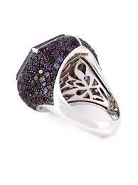 diamond cocktail rings stephen webster sapphire diamond cocktail ring 11 857 buy ss17
