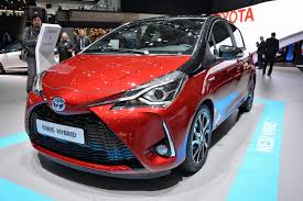 yaris toyota u0027s updated yaris democratizes safety features and looks