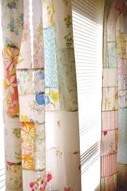 Bed Linen And Curtains - clever ways to reuse vintage bed sheets bed sheets apartment